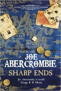 sharp ends book