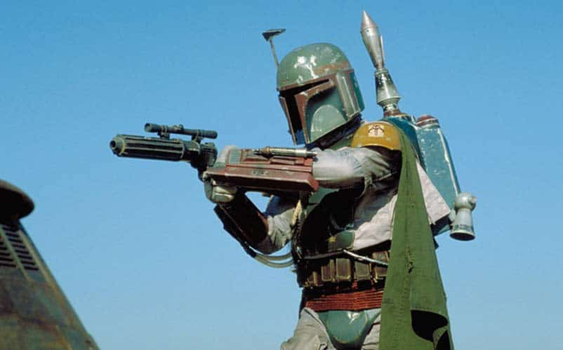 CANCELLED: Star Wars Anthology: Boba Fett (Untitled Boba Fett Movie)
