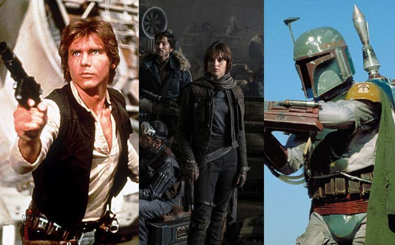 upcoming star wars movies