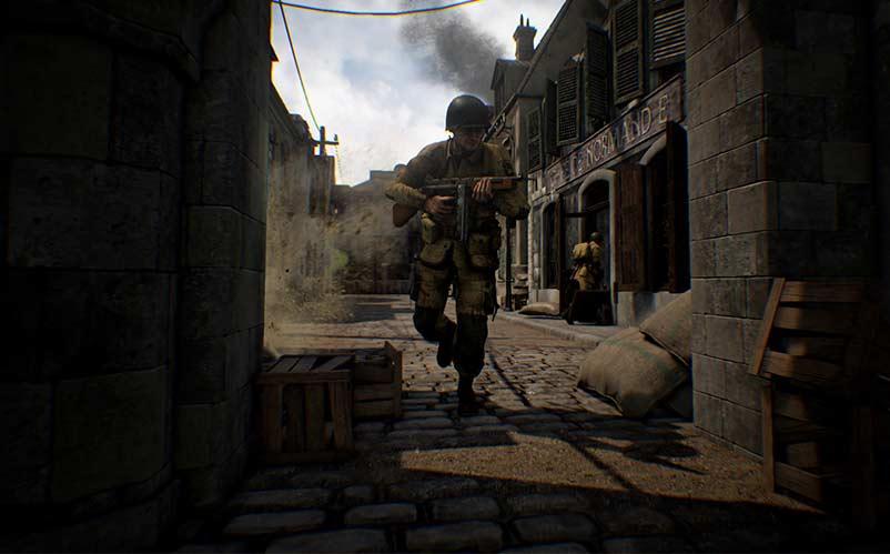 Battalion 1944 game