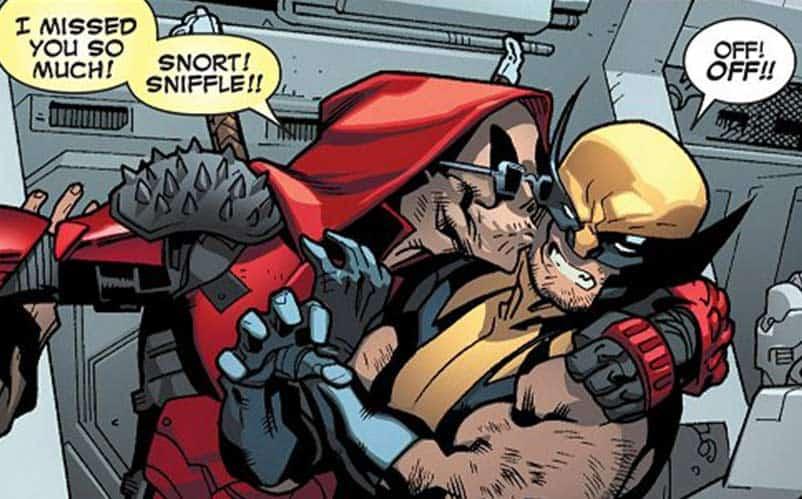 Deadpool team-ups