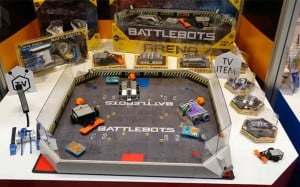 hexbugs rc battlebots arena