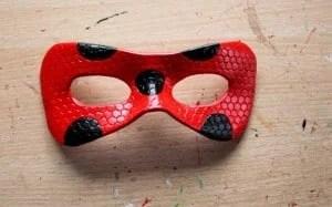 miraculous ladybug mask
