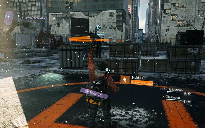 The Division Endgame