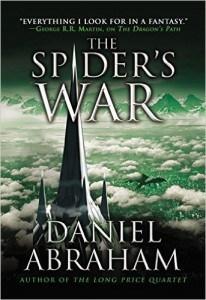 spiders war daniel abraham
