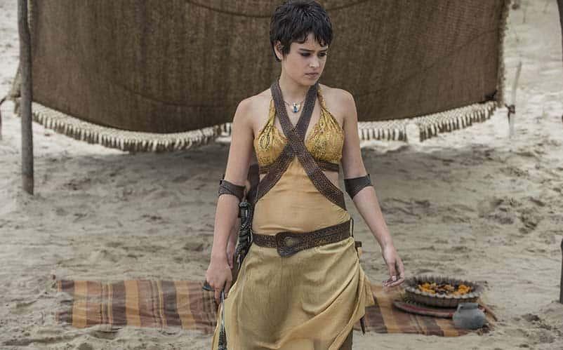 Tyene Sand Game of Thrones