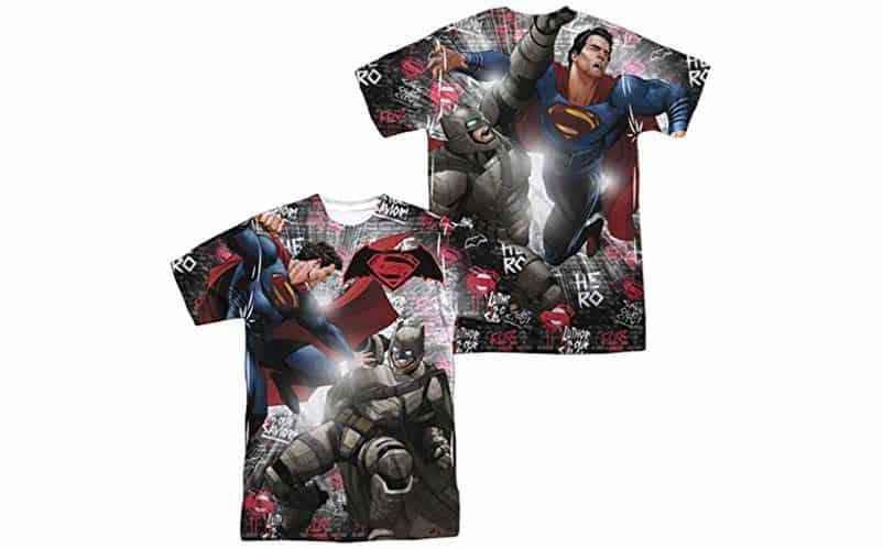 batman v superman shirt
