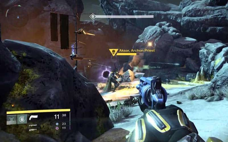 Destiny 2 pvp