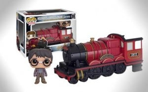 harry potter hogwartz train funko