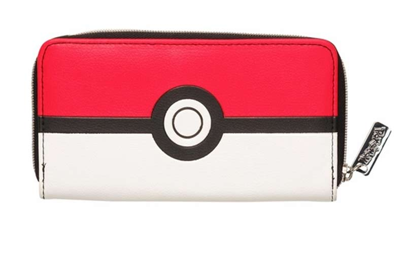 pokemon poke ball wallet