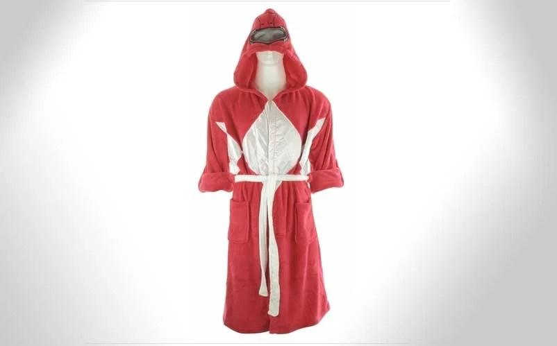 Power Rangers Red Ranger Masked Robe