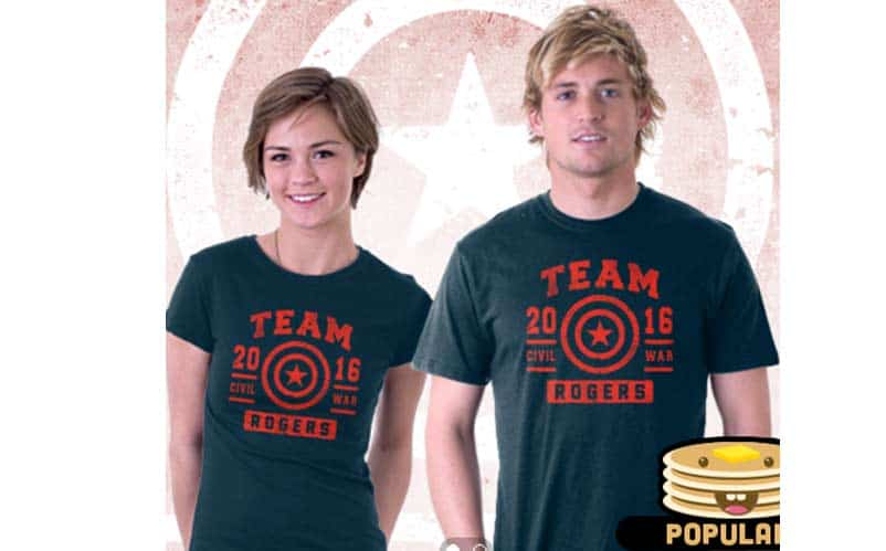 team rogers 2016 shirt
