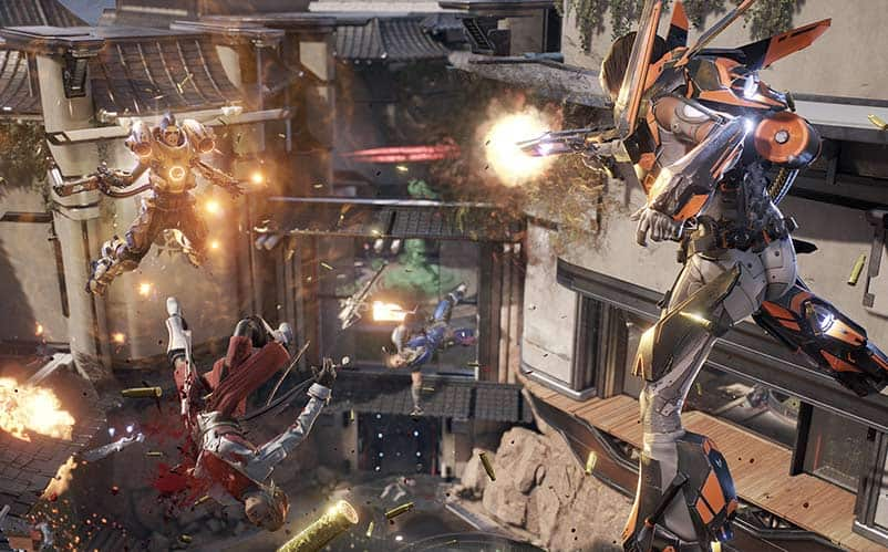 lawbreakers gameplay trailer