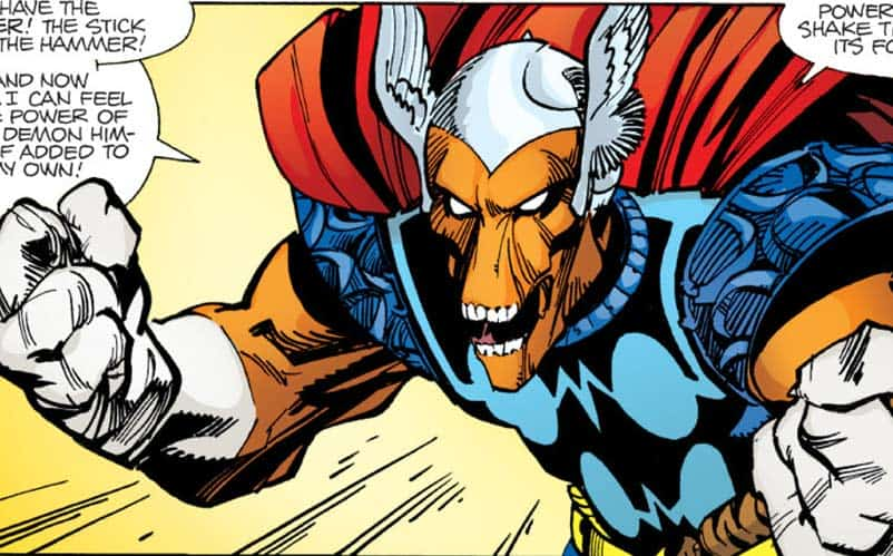 beta ray bill marvel
