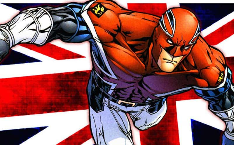 Captain Britain marvel heroes