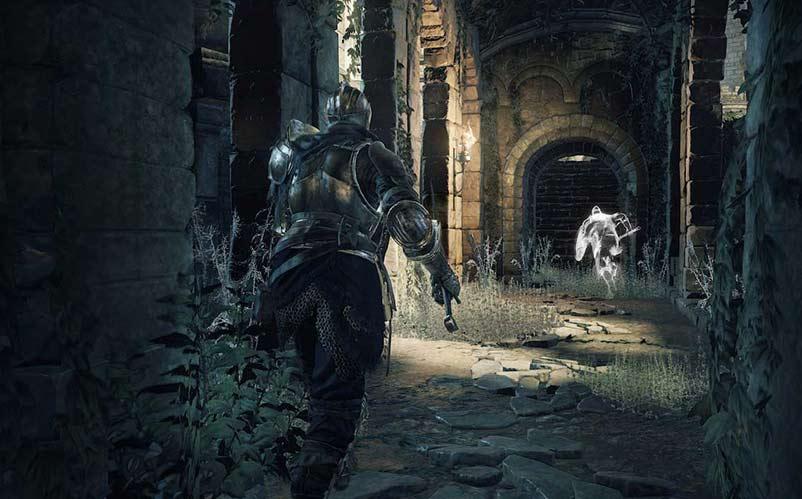 dark souls 3 arena
