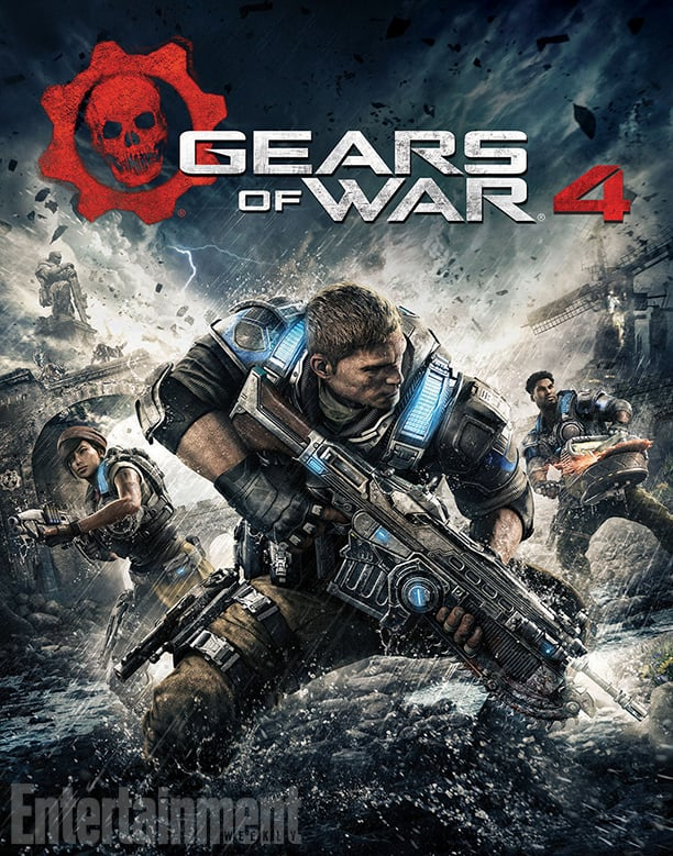 gears of war 4 cover art
