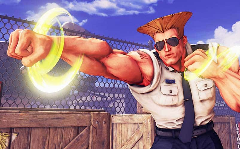 Street Fighter 5 Guile