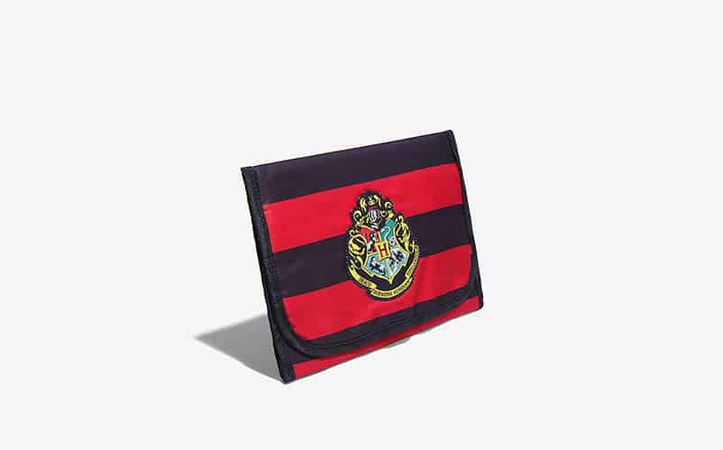 harry potter travel cosmetic bag
