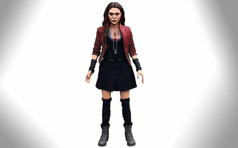 Scarlet Witch sixth scale figure Marvel