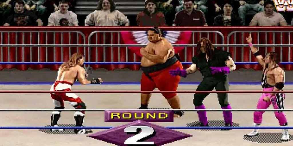wrestlemania arcade game marvel