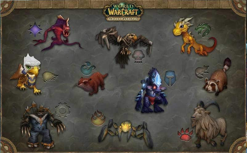 wow battle pets