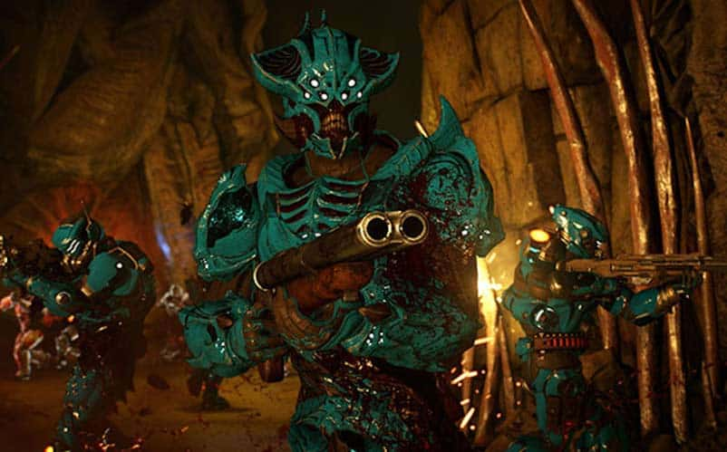 doom multiplayer review