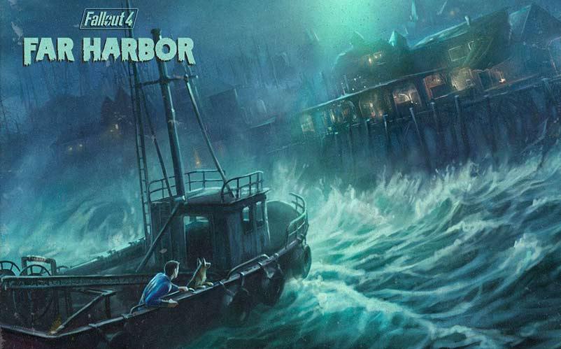 Far Harbor DLC