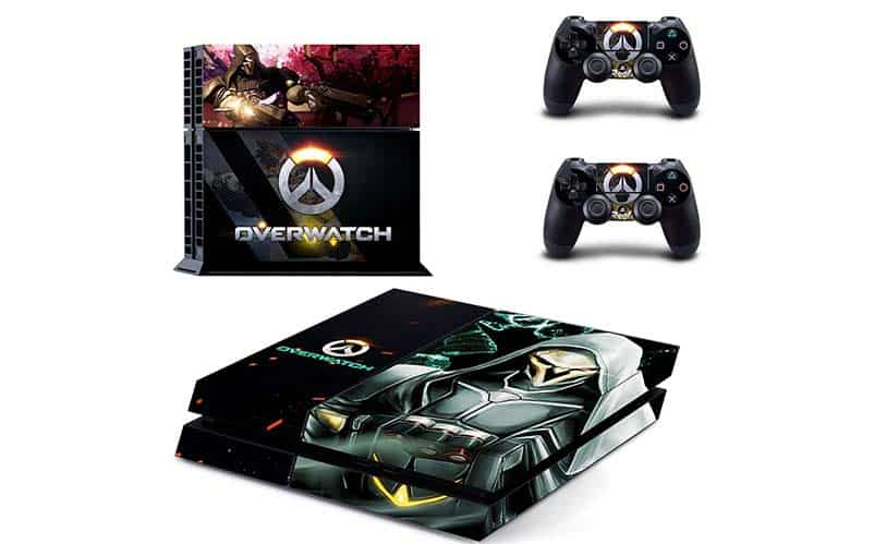 overwatch ps4 console skin