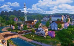 sims expansions list