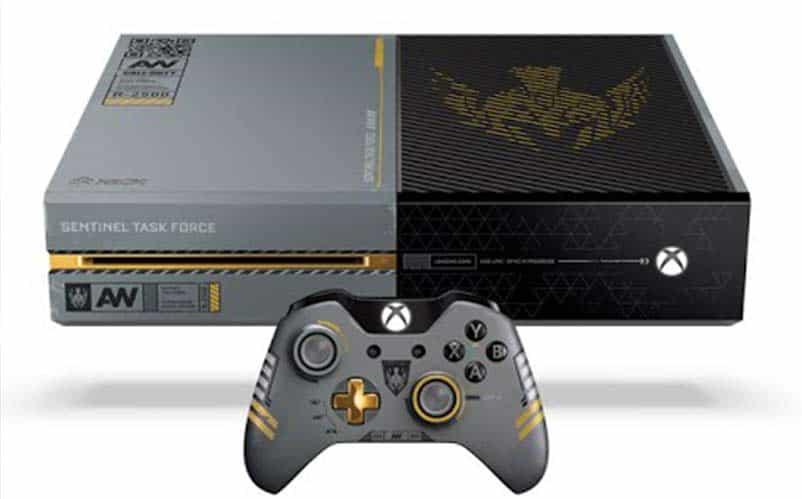 xbox one battlefield console