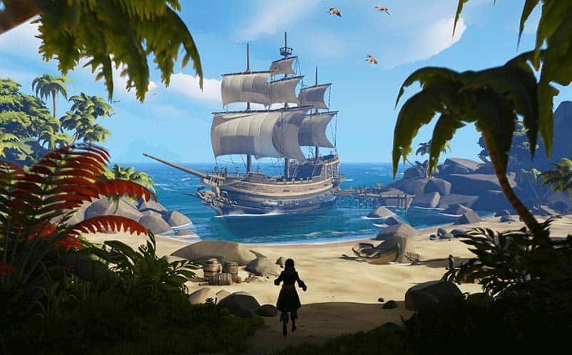 Sea of Thieves gameplay trailer