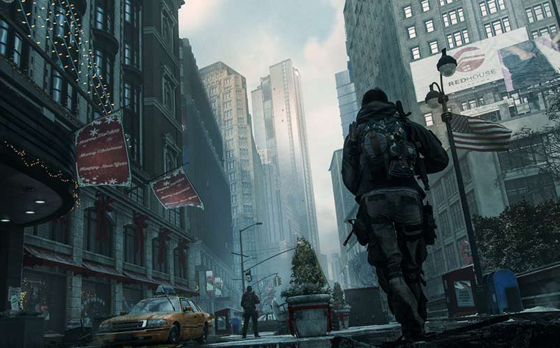 The Division disappointing
