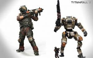 Titanfall 2 action figures