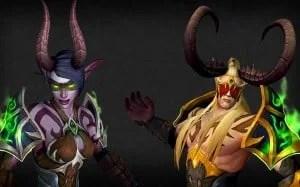 World of Warcraft Legion animated shorts