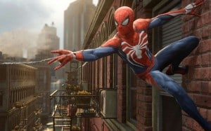 Insomniac's Spider-Man Game