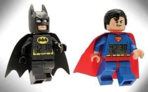 LEGO Batman clock