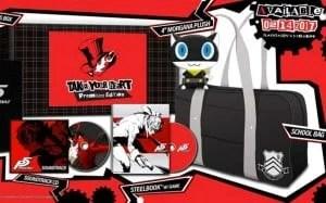 Persona 5 U.s. Release date
