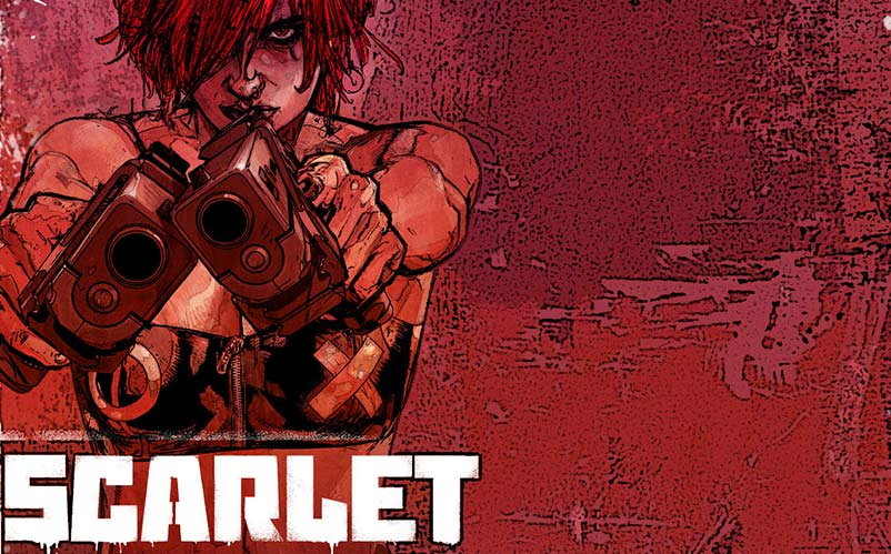 Scarlet TV series
