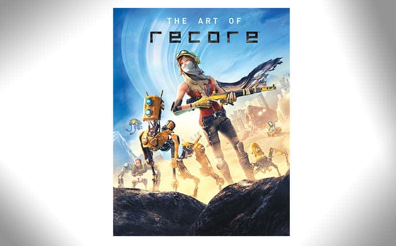 The Art of Recore book