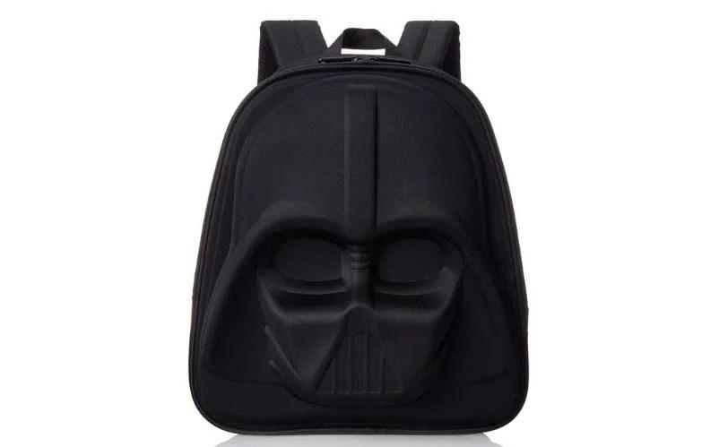 Darth Vader 3D Molded Backpack