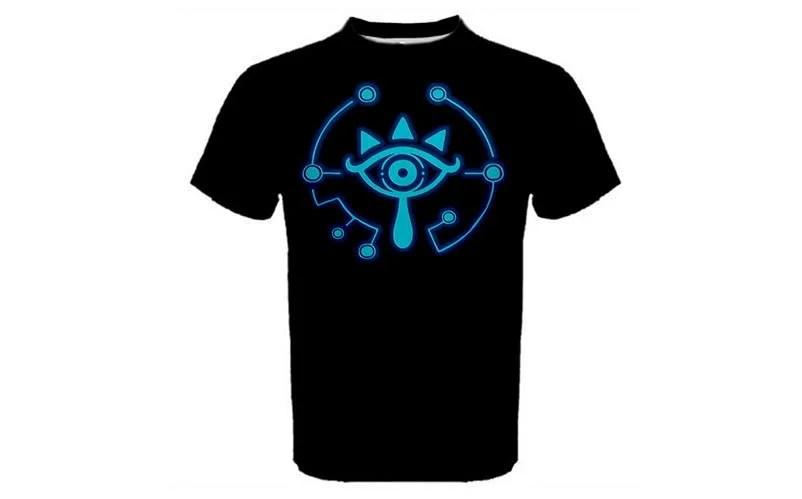 Sheikah Slate Stone T-Shirt (Coolmax)