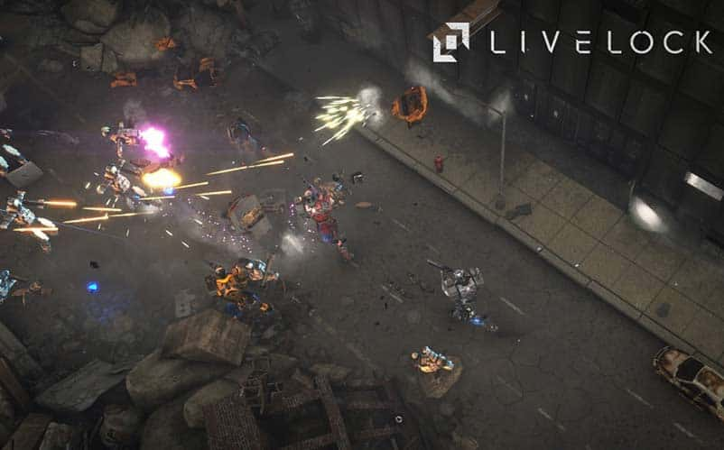 Livelock game
