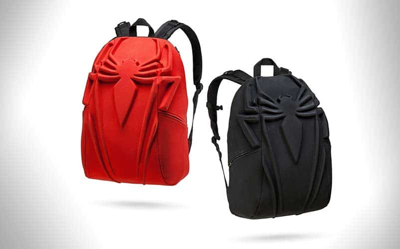 madpax spider-man backpack