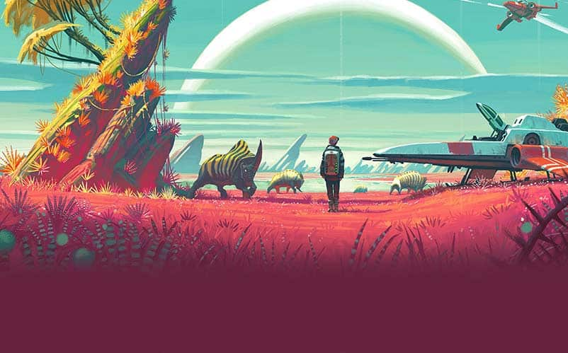 No Man's Sky release August