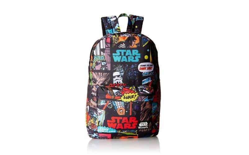 star wars comic book backpack