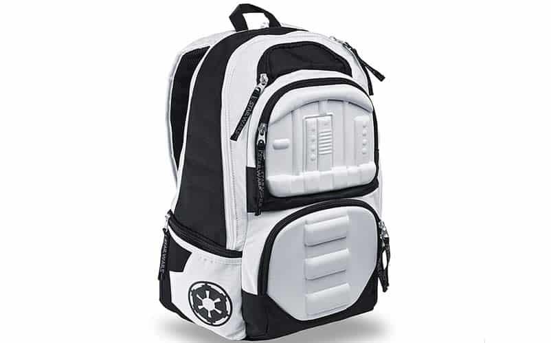 Star Wars Stormtrooper Molded Backpack
