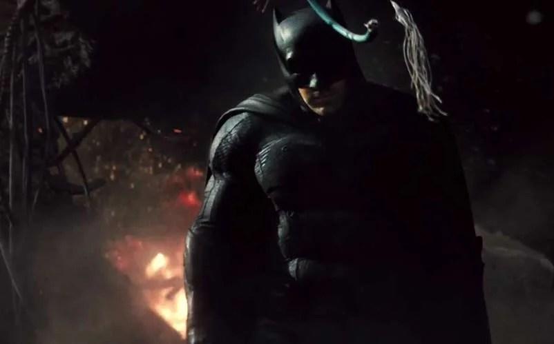 The Batman plot