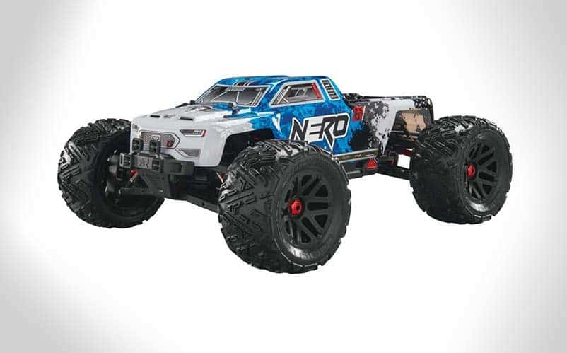 Arrma Nero 6s BLX Monster RC Truck