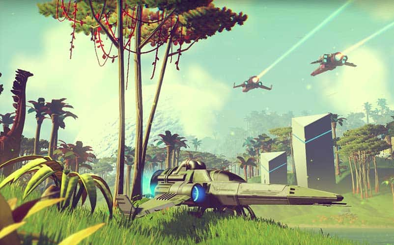 No Man's Sky Review PS4